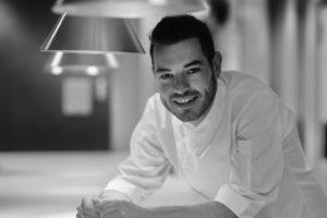 Chef Cristobal Muñoz