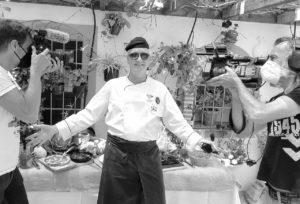 Chef Clayton Morley